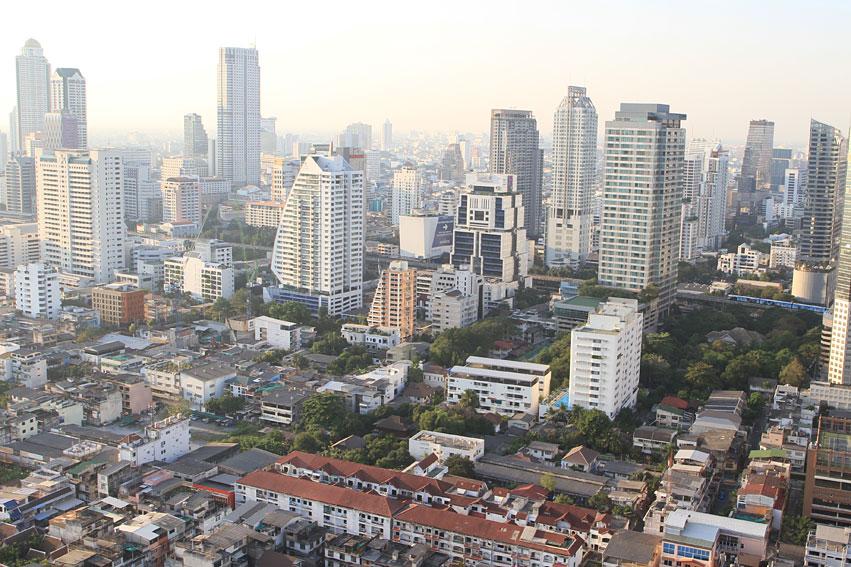 Robot Building Bangkok (Foto: Göran Ingman)