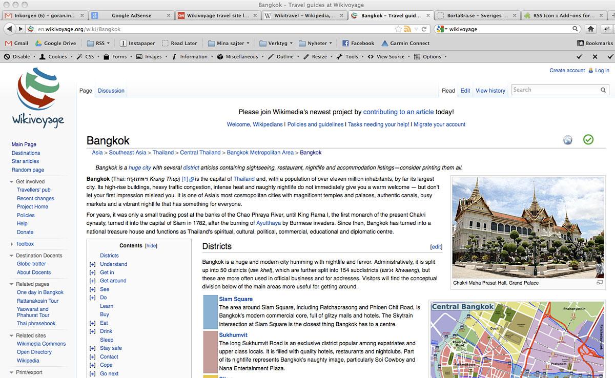 Wikivoyage Bangkok