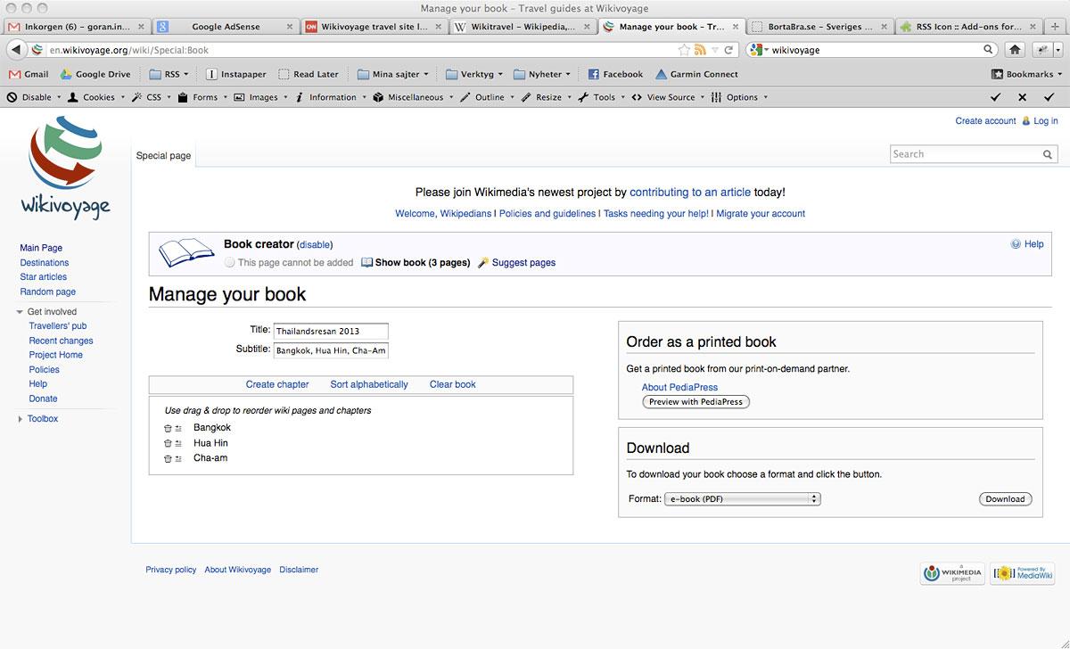 Wikivoyage guidebok