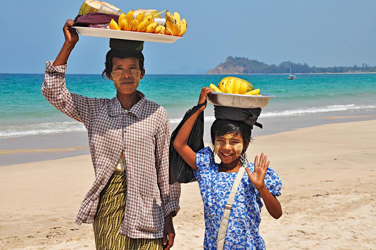 Oj! Fritidsresor startar charter till Burma