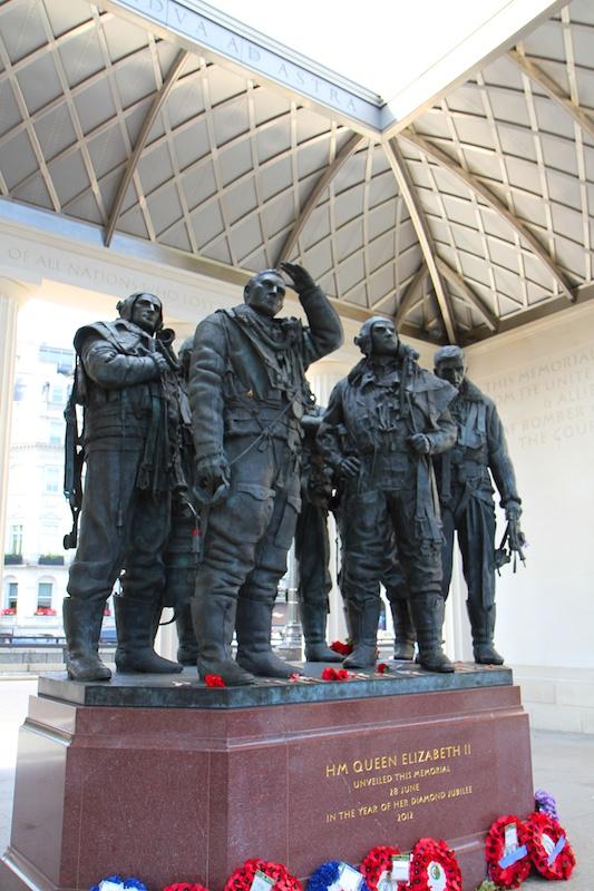 Bombers Memorial London