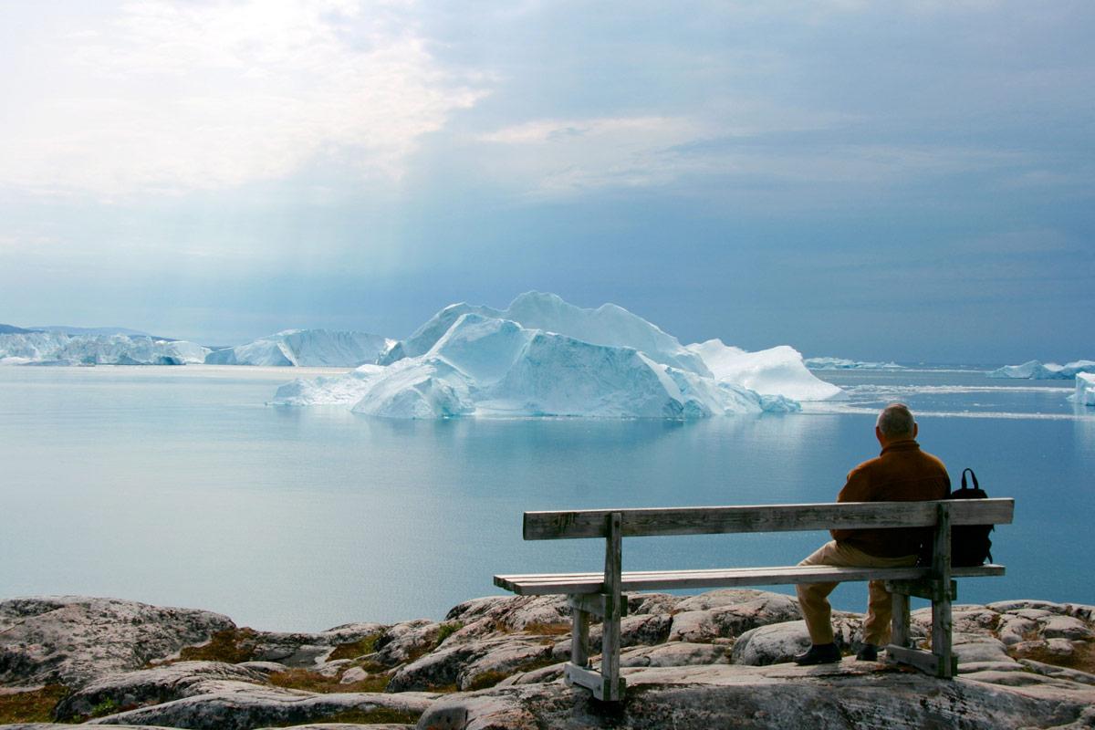 Ilulissat Grönland (Foto: Göran Ingman)