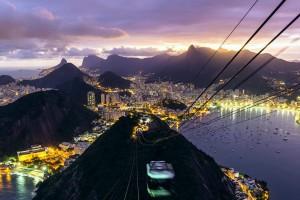 Fyra minuter brasiliansk reseporr