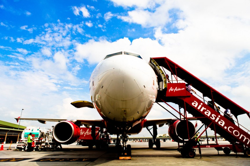 Air Asia Pass (Foto: Flickr/Jesus Climent)