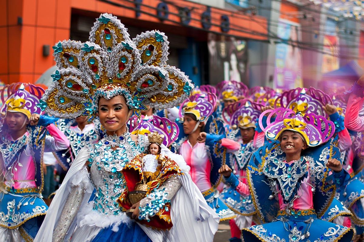 Filippinsk festival (Flickr/seeyouatthebrink)