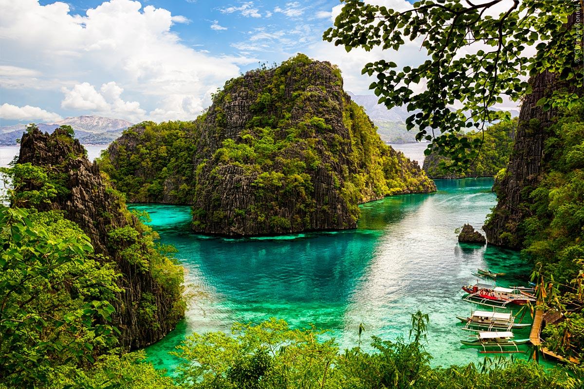 Filippinska öar (Foto: Flickr/ianmartinez)