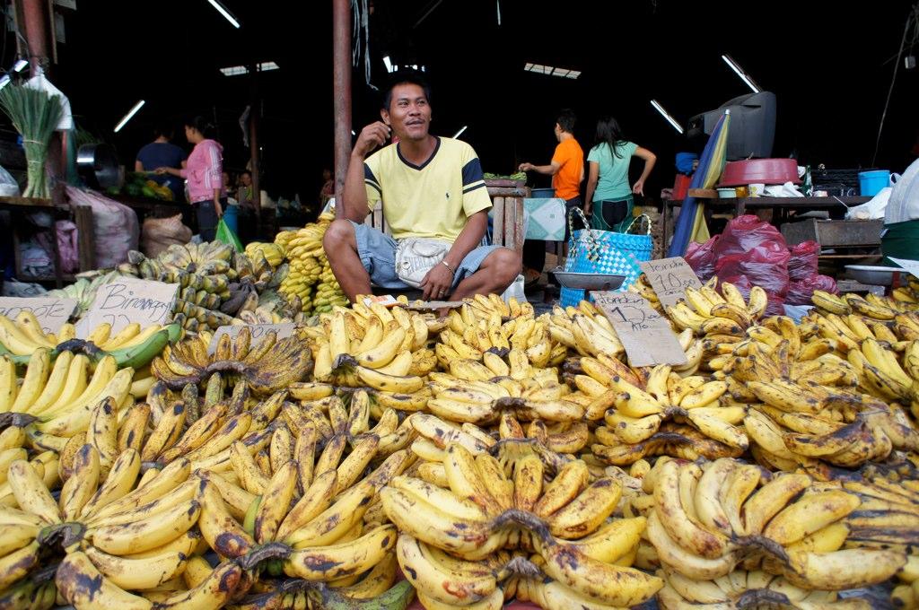 Marknad i Manila (Foto: Flickr/74821492@NOO)