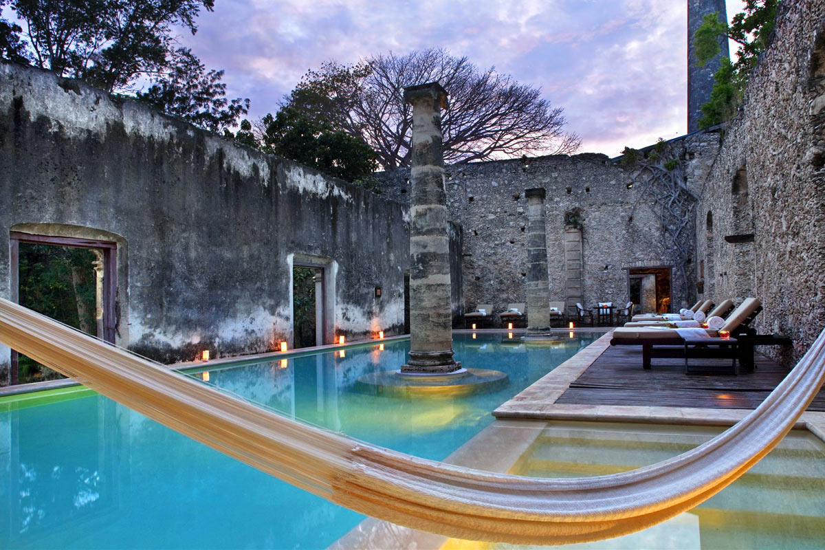 Hacienda Pool
