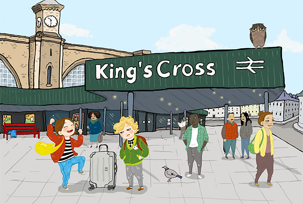 Resespel för barn – TwinGo London